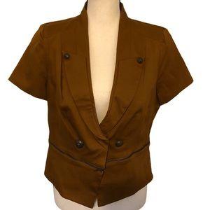 Worthington vest top blouse Size L